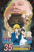 Image: Hunter X Hunter Vol. 35 SC  - Viz Media LLC