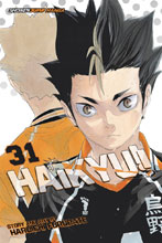 Image: Haikyu!! Vol. 31 GN  - Viz Media LLC
