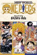 Image: One Piece 3-in-1 Vol. 79-80-81 SC  - Viz Media LLC