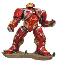 Image: Marvel Gallery PVC Diorama: Avengers Infinity War: Hulkbuster Iron Man Mk 2  - Diamond Select Toys LLC
