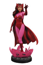 Image: Marvel Premiere Statue: Scarlet Witch  - Diamond Select Toys LLC