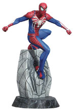 Image: Marvel Gallery PVC Figure: Spider-Man PS4  - Diamond Select Toys LLC