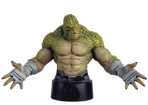 Image: DC Batman Universe Bust Collectible #24 (Killer Croc) - Eaglemoss Publications Ltd