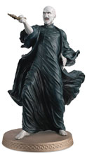 Image: Wizarding World Collectible #2 (Voldemort) - Eaglemoss Publications Ltd