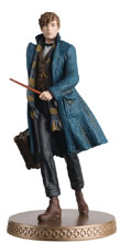 Image: Wizarding World Collectible #4 (Newt Scamander) - Eaglemoss Publications Ltd