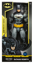 Image: DC Big Figs Batman Rebirth 19-Inch Action Figure Case  - Jakks Pacific