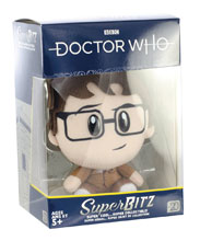 Image: Doctor Who Superbitz Plush: 10th Doctor  - Seven 20