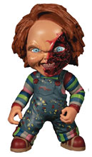 Image: Mezco Designer Series Deluxe Figure: Child's Play Chucky  (6-Inch) - Mezco Toys