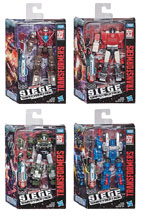 Image: Transformers Gen WFC deluxe Action Figure Assortment 201901  - Hasbro Toy Group