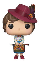 Image: Pop! Disney Vinyl Figure: Mary Poppins  (with Bag) - Funko