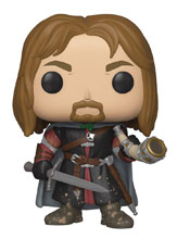 Image: Pop! Movies Vinyl Figure: Lord of the Rings S4 - Boromir  - Funko