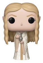 Image: Pop! Movies Vinyl Figure: Lord of the Rings S4 - Galadriel  - Funko