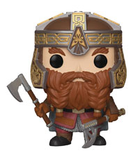 Image: Pop! Movies Vinyl Figure: Lord of the Rings S4 - Gimli  - Funko