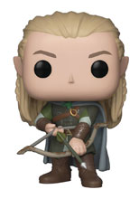 Image: Pop! Movies Vinyl Figure: Lord of the Rings S4 - Legolas  - Funko