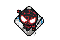 Image: Marvel Kawaii Pin: Ultimate Spider-Man  - Popfun Merchandising LLC