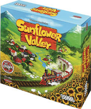 Image: Sunflower Valley Board Game  - Playroom Entertainment
