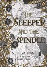 Image: Neil Gaiman: The Sleeper & The Spindle SC  -