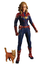 Image: One-12 Collective Marvel Action Figure: Captain Marvel  -