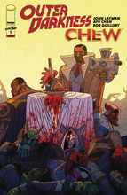 Image: Outer Darkness Chew #1 (cover A - Chan) - Image Comics