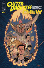 Image: Outer Darkness Chew #1 (cover B - Guillory) - Image Comics