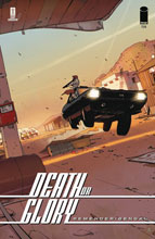 Image: Death or Glory #10 (cover A - Bengal) - Image Comics