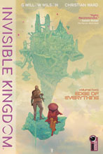 Image: Invisible Kingdom Vol. 02: Edge of Everything SC  - Dark Horse Comics