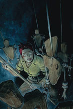 Image: Tales from Harrow County: Death's Choir #4 (cover B - Crook) - Dark Horse Comics