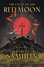 Image: Cycle of Red Moon Vol. 01: Harvest of Samhein SC  - Dark Horse Comics