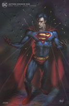Image: Action Comics #1021 (variant cover - L Parrillo) - DC Comics