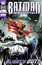 Image: Batman Beyond #42 - DC Comics