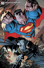 Image: Batman / Superman #8 (variant Card Stock cover - Andy Kubert) - DC Comics