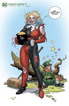 Image: Harley Quinn #71 (variant cover - Frank Cho) - DC Comics