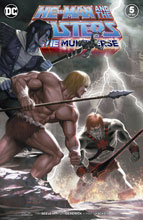 Image: He-Man and The Masters of the Multiverse #5 - DC Comics