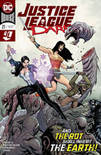 Image: Justice League Dark #21 - DC Comics