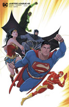 Image: Justice League #42 (variant Card Stock cover - Mikel Janin) - DC Comics