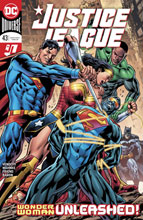 Image: Justice League #43 - DC Comics
