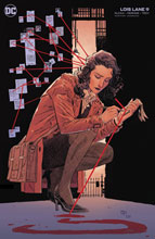 Image: Lois Lane #9 (variant cover - Bilquis Evely) - DC Comics