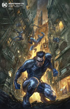 Image: Nightwing #70 (variant cover - Alan Quah) - DC Comics