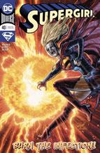 Supergirl #39 2020 DC Comics Derrick Chew Card Stock Variant Cover NM