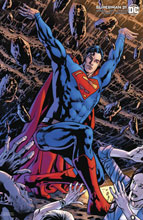 Image: Superman #21 (variant cover - Bryan Hitch) - DC Comics