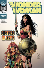 Image: Wonder Woman #754 - DC Comics