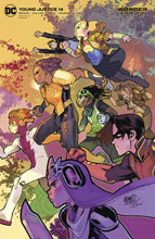 Image: Young Justice #14 (variant cover - David Lafuent) - DC-Wonder Comics