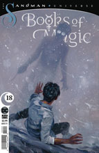 Image: Books of Magic #18 - DC - Black Label