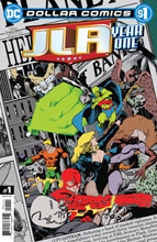 Image: Dollar Comics: JLA: Year One #1  [2020] - DC Comics