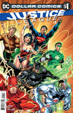 Image: Dollar Comics: Justice League #1  [2020] - DC Comics
