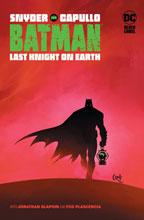 Image: Batman: Last Knight on Earth HC  - DC - Black Label