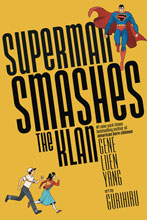 Image: Superman: Smashes the Klan SC  - DC Comics
