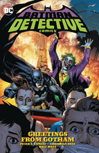 Image: Batman: Detective Comics Vol. 03 - Greetings from Gotham HC  - DC Comics