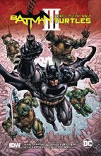 Image: Batman / Teenage Mutant Ninja Turtles III SC  - DC Comics