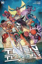 Image: Teen Titans Vol. 03: Seek and Destroy SC  - DC Comics